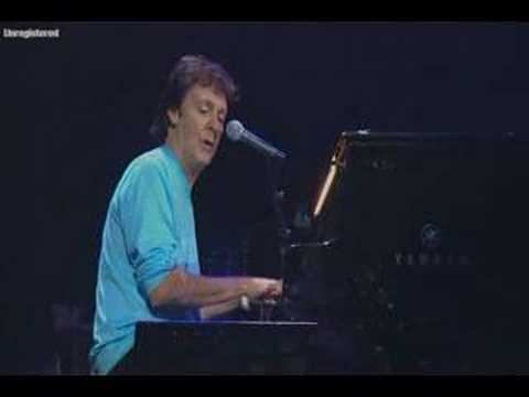 Paul McCartney - Fixing A Hole