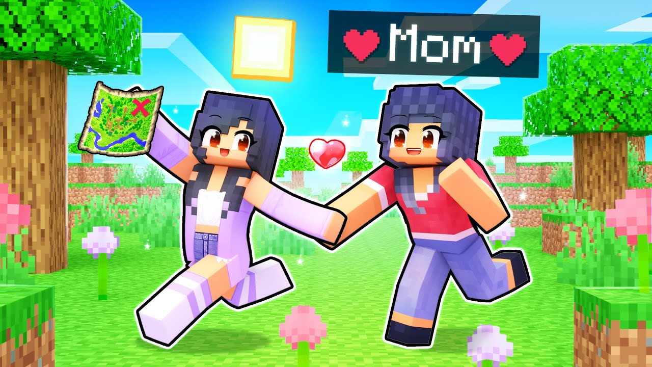 Download Showing My MOM Our Minecraft WORLD!