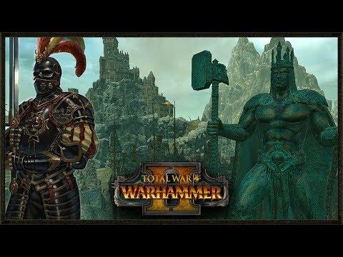 The Legendary Battle For Middenheim - Custom Map - Total War Warhammer 2
