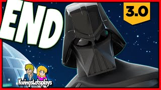 Disney Infinity 3.0- Star Wars ENDING! (Darth Vader) Rise Against the Empire Playset!