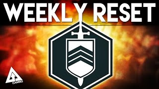 Destiny Weekly Reset - Raid Challenge, Nightfall & More | 15th March
