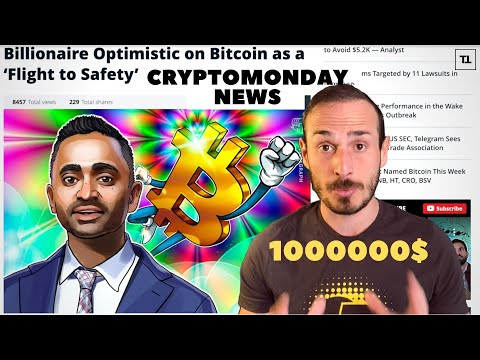 Il  Futuro Di Bitcoin, Varrà ZERO O MILIONI Di Dollari! - CryptoMonday NEWS W14/'20