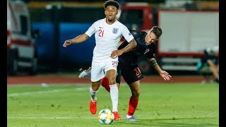 Reiss Nelson v Croatia Scouting report: