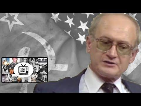KGB Defector Yuri Bezmenov 1985 Interview. Explains KGB Manipulation of US Public Opinion!!!!