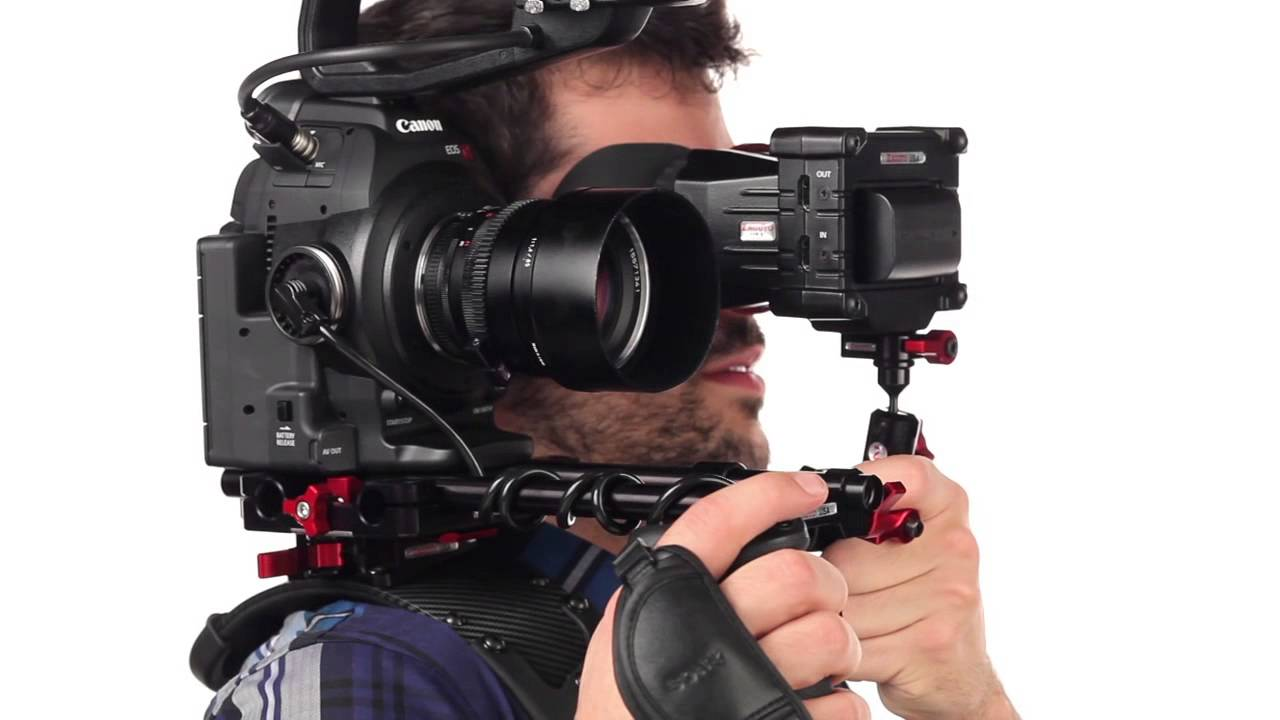 Meet the Zacuto Recoil V2 for the Canon C100/300/500