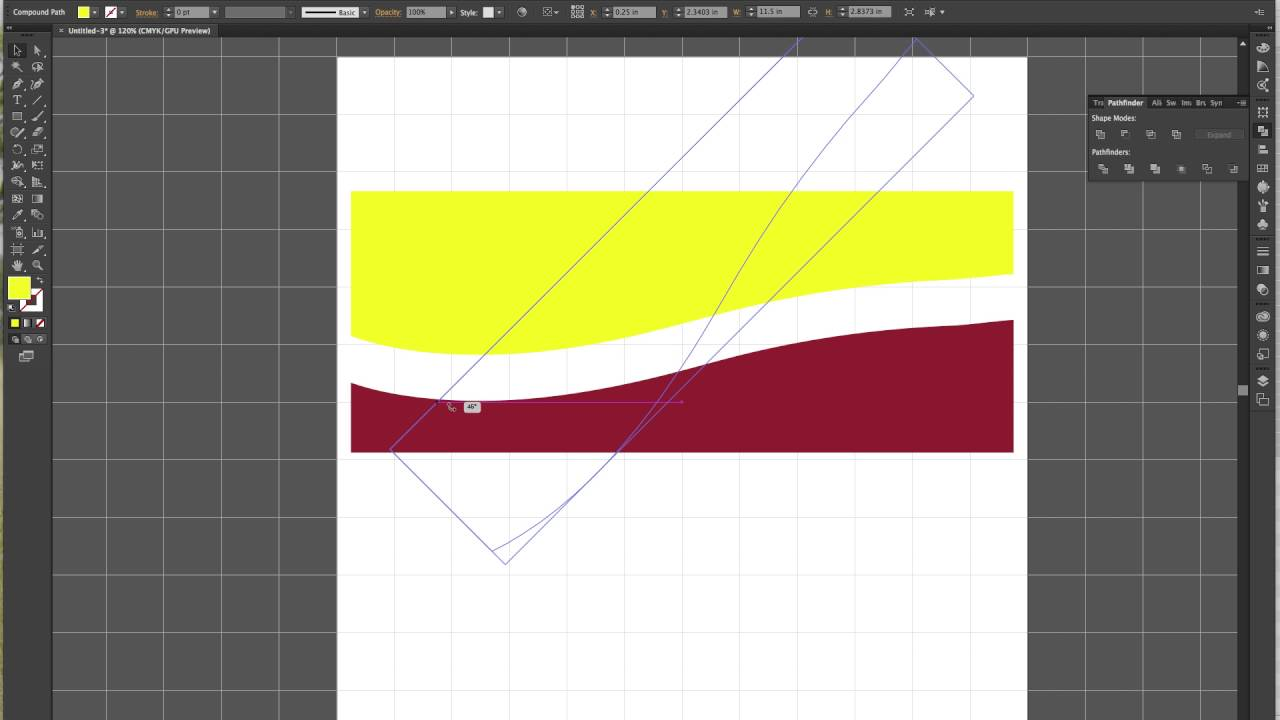 Create a wavy border in Illustrator and turn into an SVG