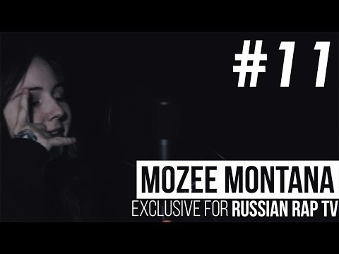 MOZEE MONTANA - LIVE [Exclusive For Russian Rap TV #11] #russianraptv