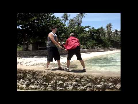 Arnis Eskrima Stick Fighting Two Week Training Camp Philippines Holiday