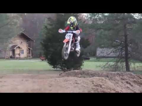 KTM 50 Practice track 2014