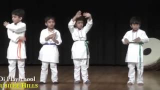 Children's Stage Performance - Little Stars Day 2017 _ Oi Jubilee Hills