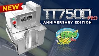 Tt750d Pro Sugarcane Juicer Machine New Anniversary Edition Better Ever