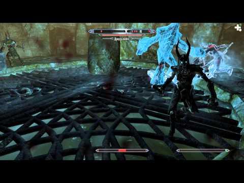Skyrim #113 - Шахта Вороньей Скалы