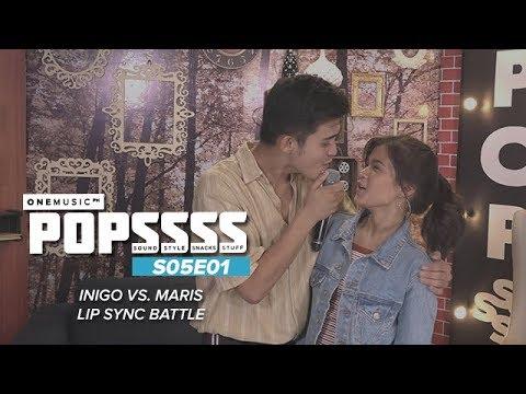 Inigo VS Maris: Lip Sync Battle | One Music POPSSSS S05E01