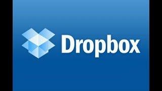 Как скачать фото, из DropBox!