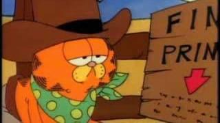 Garfield in Polecat Flats