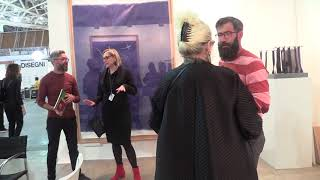 Video: Disegni ad Artissima 2017