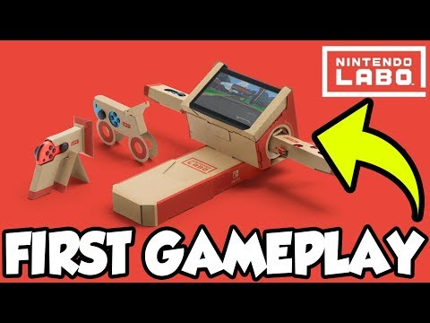 200cc, 400cc, and 600cc Grand Prix | Racing With Nintendo Labo Motorbike!  [🔴LIVE]