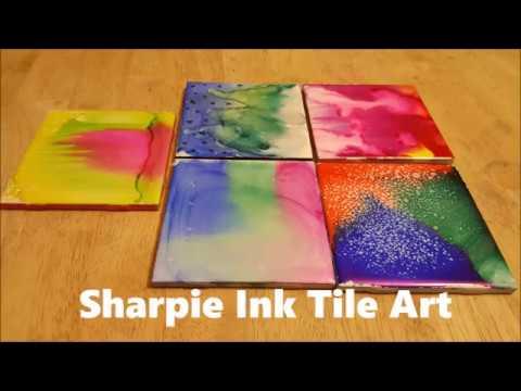 sharpie-tiles