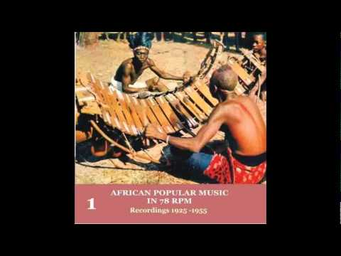 Mauwa (Topical Song With Likembe) - African Popular Music In 78 RPM