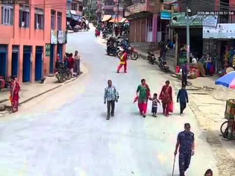 Earthquake @ Gorkha