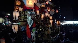 2017秩父夜祭Ⅰ・Ⅱ,団子坂で何かが起きた。!他にない多角的映像をご覧下さい。