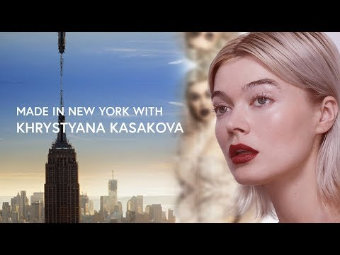 Made in New York Podcast w/ Model & Activist Khrystyana
