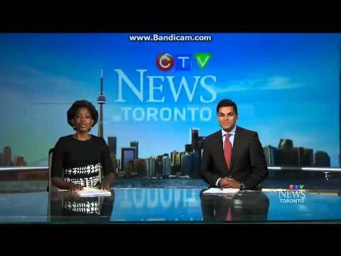 CFTO: CTV News Toronto At 6pm Weekend Close--07/04/15 ...