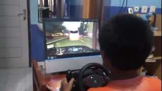 Repeat youtube video UKTS Indonesia With Momo Logitech