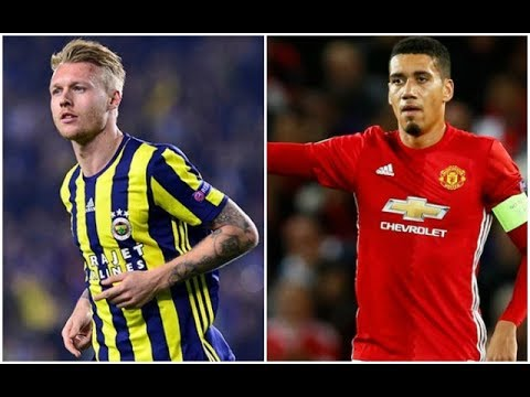 Simon Kjaer & Smalling Linked But Do Arsenal Need a Centre Back? | AFTV Transfer Daily