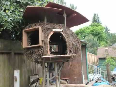 Vbc10 Planet Repair Institute Cob Chicken Palace Youtube