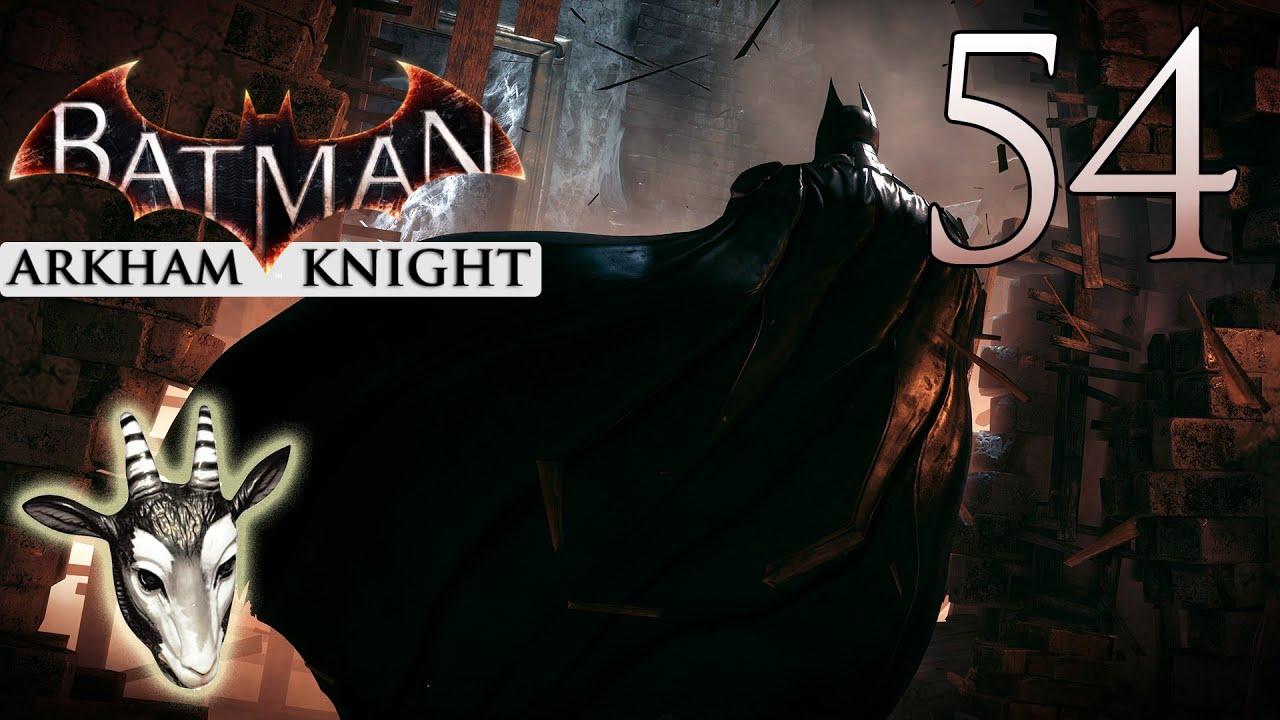 Batman Arkham Knight Feuerwehr