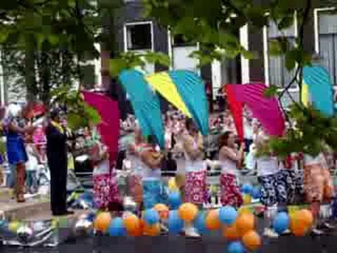 Amsterdam Gay Pride parade 2009