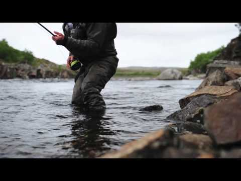 Salmon Tips From Russian River The Rynda With Mikael Frödin - Part 1 Speed Is The Key