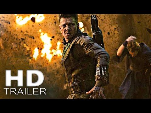 HAWKEYE Trailer Teaser (2021) Marvel