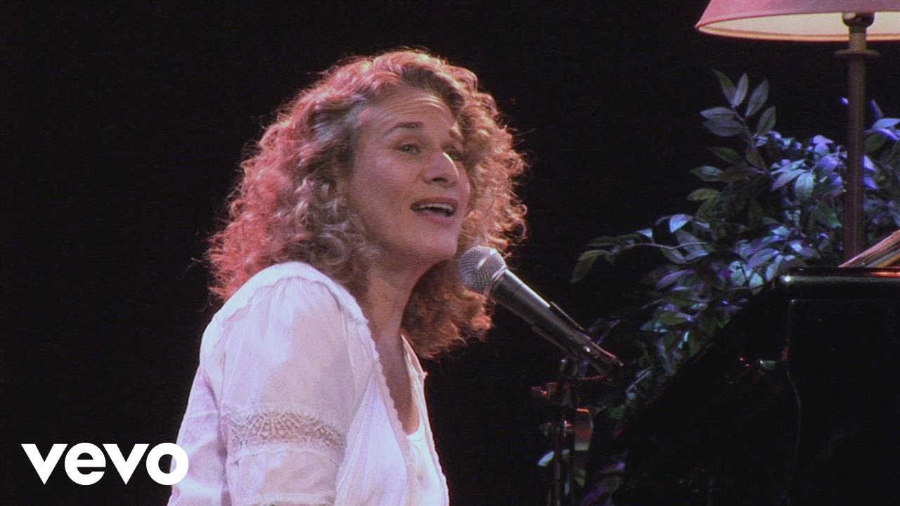 Carole King   Hard Rock Cafe (from Welcome To My Living Room) Part 55