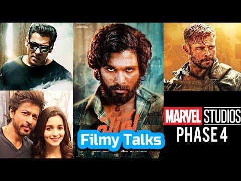 Filmy Talks - Pushpa, Radhe, Extraction, MCU Phase 4, SRK Next, Bheeshma Remake, Vakeel Saab