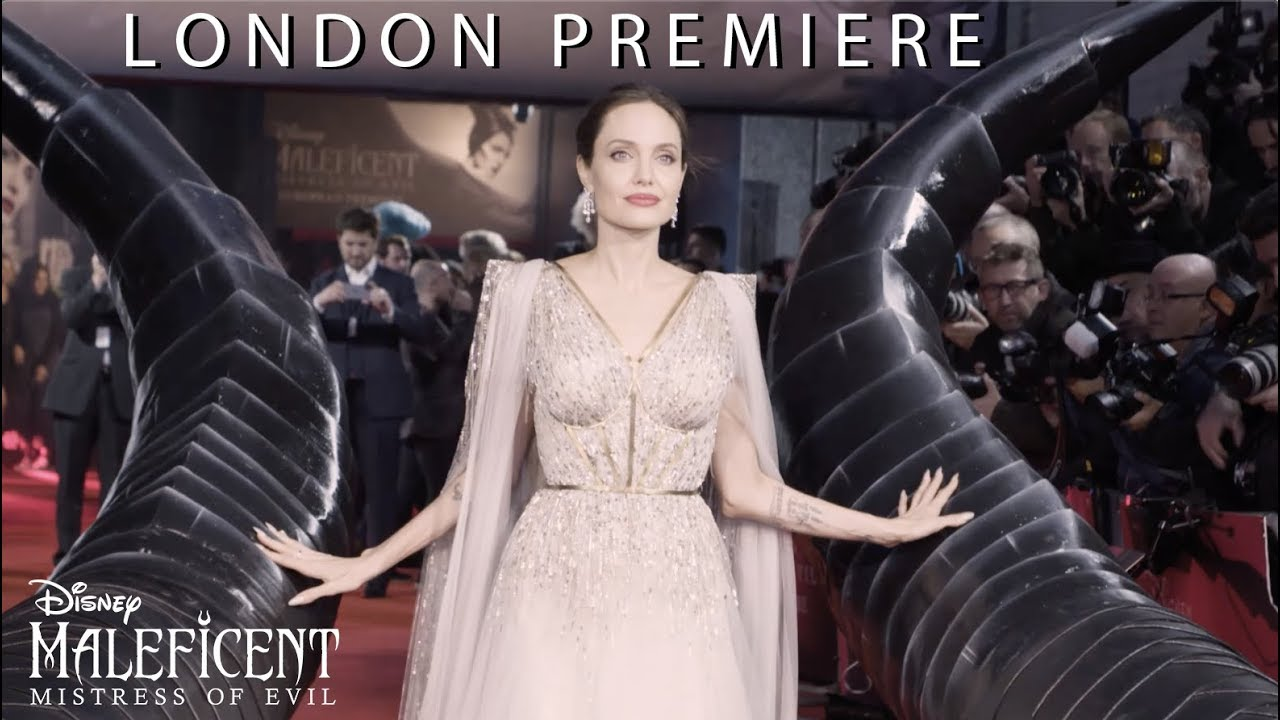 Disney S Maleficent Mistress Of Evil London Premiere