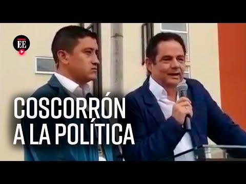 Ariel Ahumada, el del coscorrón de Vargas Lleras, se lanza al Concejo de Bogotá | Noticias