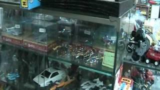 gojira  ja old toys shop in tokyo and mazinga z ichiro mizuki EP music
