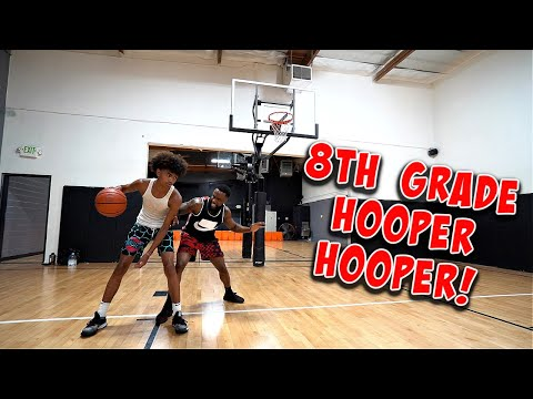 1v1 Against Top 5 Eighth Grader In The COUNTRY!