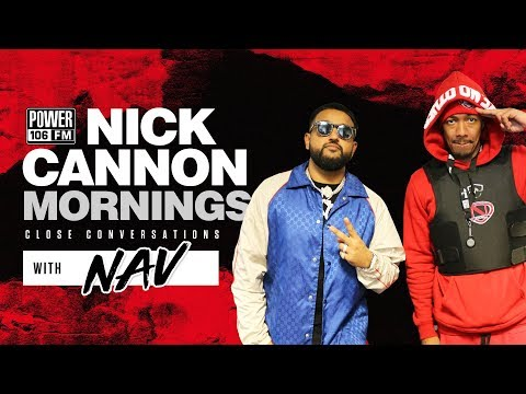 "Nav on Linking w Meek Mill After Producing ""Back 2 Back"" for Drake &39;Tap&39; & More"