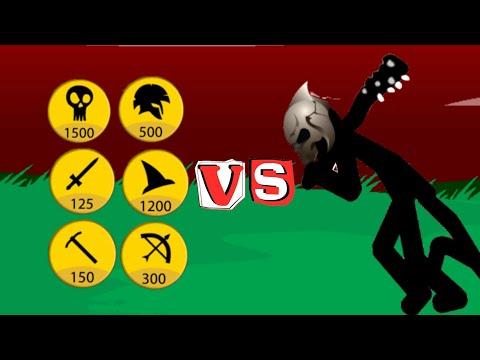 Random TROOPS vs The FINAL BOSS | Insane MODE Campaign | Stick War Legacy