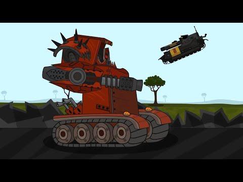 SkyNET (Все серии) Мультики про танки
