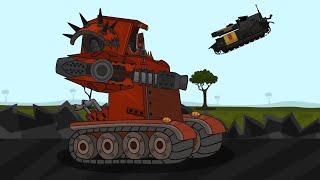 Все серии скайнет Мультики про танки