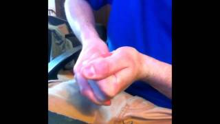 Lets make Finger Hash!