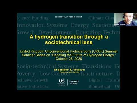 Webinar: The Future of Hydrogen