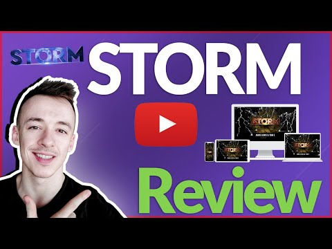 Storm Review - 🛑 DON'T BUY BEFORE YOU SEE THIS! 🛑 (+ Mega Bonus Included) 🎁