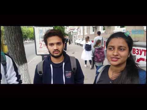 Donetsk University Indian Students Interview | Study MBBS Abroad | Akshah Education