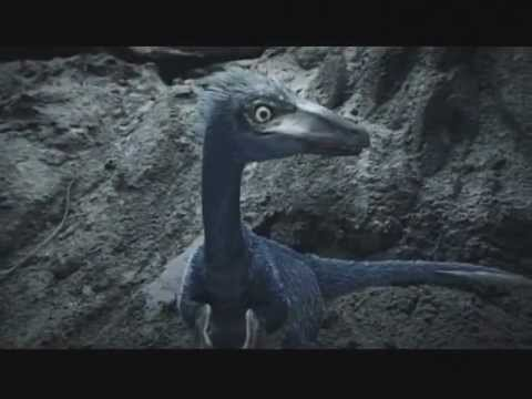 Mark Leggett - music score - Troodon Mating Dance