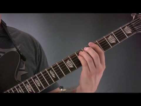 Guitar Tutorial Hands Open By Snow Patrol